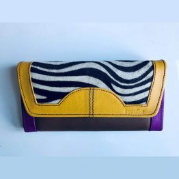 Soruka Large Animal Hair Wallet