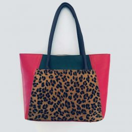 Soruka Citti Leather Shopper