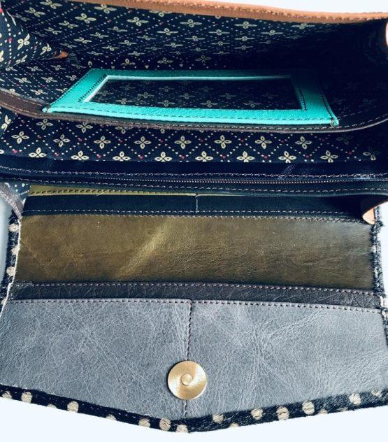Soruka Large Letter Wallet