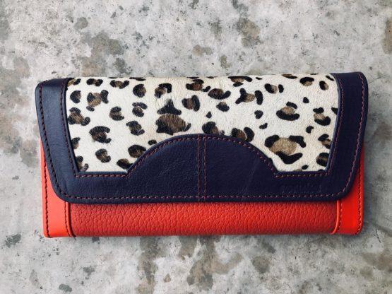 Soruka Large Leather Wallet