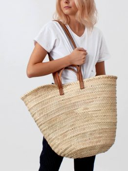 Bohemia Basket Parisienne Shopper