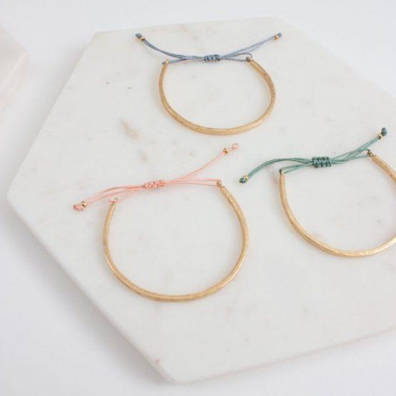 Bohemia Gold Celeste Bracelet