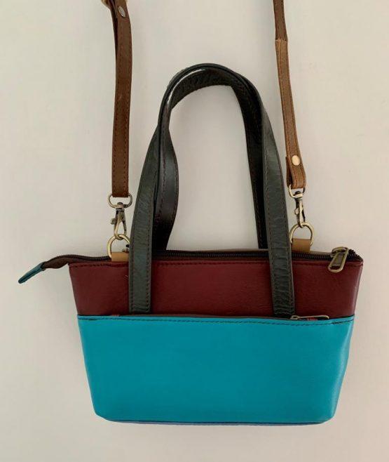 Soruka Thelma Mini Leather Bag