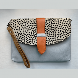 Soruka Saddle Leather Bag